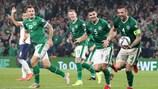 Highlights: Republik Irland - Serbien 1:1