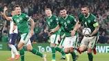 Highlights: Republic of Ireland 1-1 Serbia