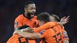 Holanda - Turquía 6-1