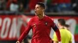 Cristiano Ronaldo stellte am 1. September einen neuen Rekord auf