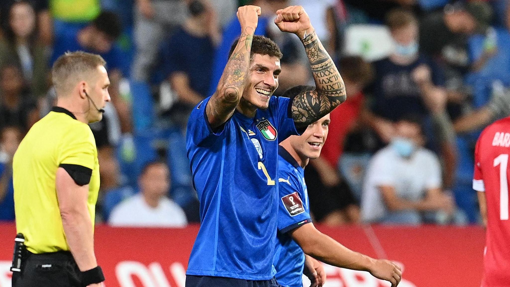 European Qualifiers: Italy, Germany purr, England hauled back - UEFA.com