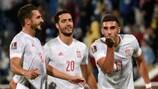 España depende sí misma para estar en el Mundial