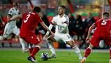 Highlights: Belarus 0-1 Belgium