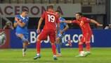 Highlights: North Macedonia 0-0 Romania