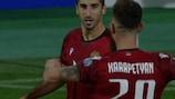Armenia - Liechtenstein 1-1