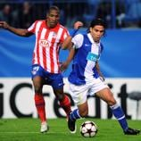 Radamel Falcao y Hulk estuvieron entre los goleadores del Oporto en aquel duelo en la fase de grupos.