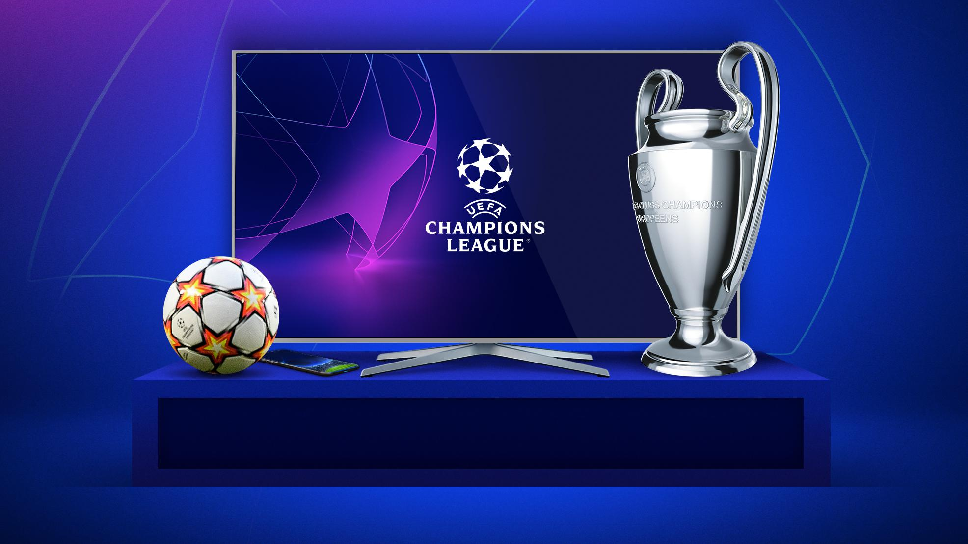 Where to watch the UEFA Champions League: TV broadcast partners, live streams