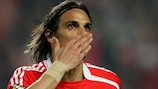 Nuno Gomes is giving the Portuguese contenders his best wishes for the group stage