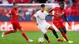 Resumo: Sevilha 1-1 Salzburgo
