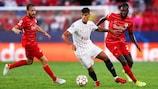Highlights: Sevilla 1-1 Salzburg