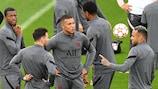 Messi, Mbappé et Neymar seront attendus sur le terrain à Bruges