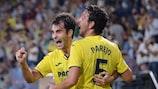 El Villarreal empató ante el Atalanta