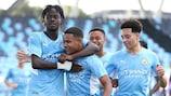 Il Manchester City ha vinto in scioltezza contro il Lipsia