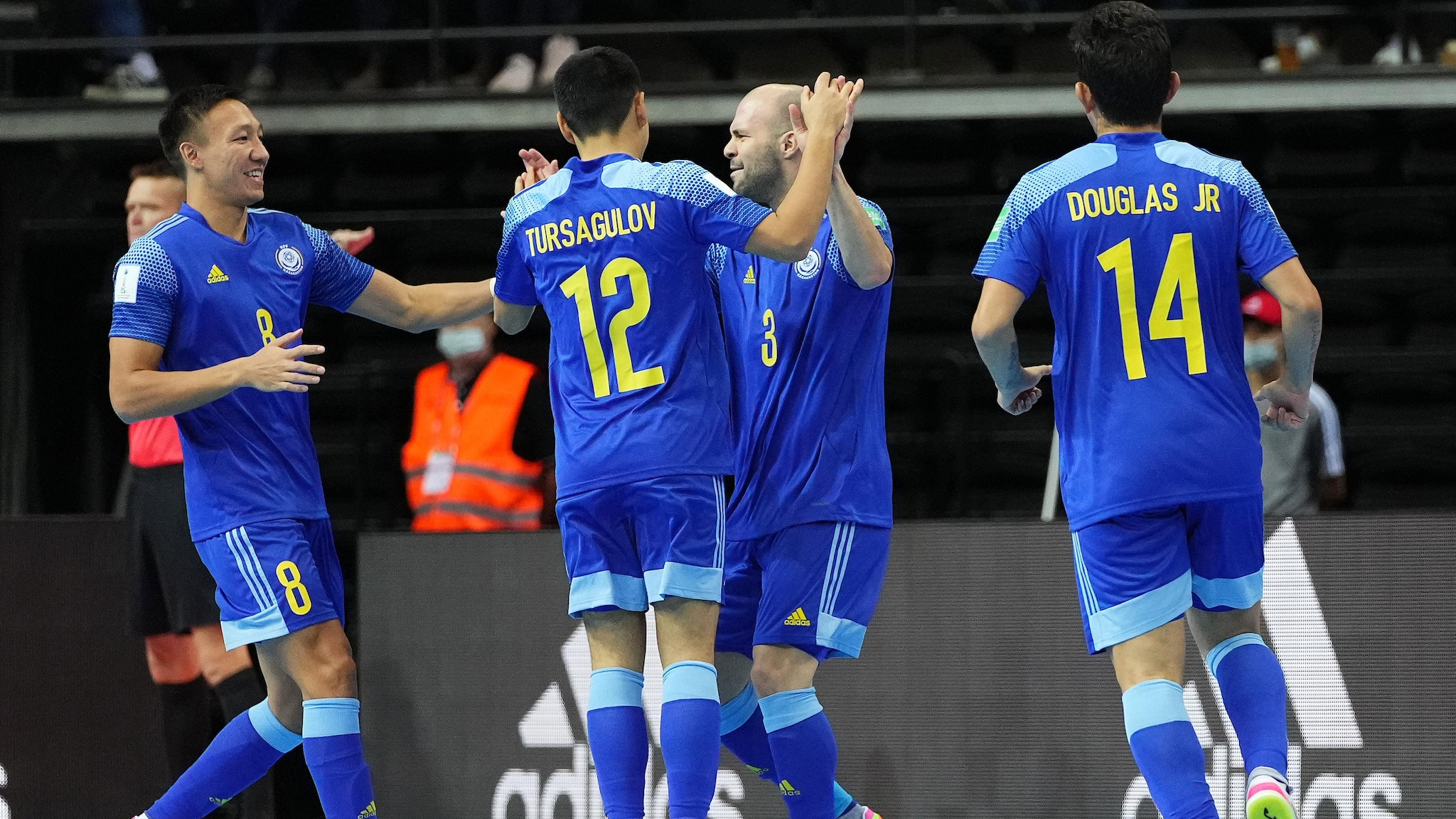 2021 FIFA Futsal World Cup: Lithuania
