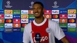 Four-goal Ajax hero Haller reaction