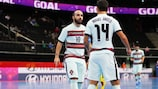 Futsal World Cup latest