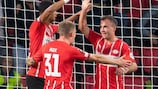 Highlights: PSV - Real Sociedad 2:2