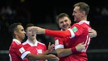 Coupe du Monde de Futsal de la FIFA 2021: Lituanie