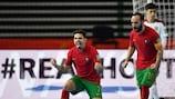 Portugal belegte in der Gruppenphase Platz 1
