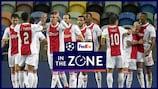 In the Zone: análisis del Ajax