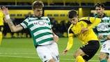 Factos do Dortmund - Sporting