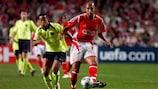 Factos do Benfica - Barcelona