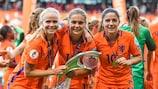 L'Olanda ha vinto UEFA Women's EURO 2017