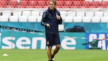 Italy's UEFA EURO 2020 winning coach, Roberto Mancini