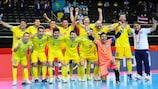 Kazajstán llega a sus primeros cuartos de final de la Copa del Mundo