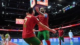 FIFA-Futsal-WM 2021 in Litauen