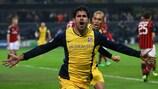 Milan v Atlético: Costa's 2014 late winner