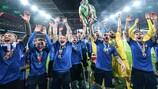 Чемпионы Европы сыграют с обладателями Кубка Америки