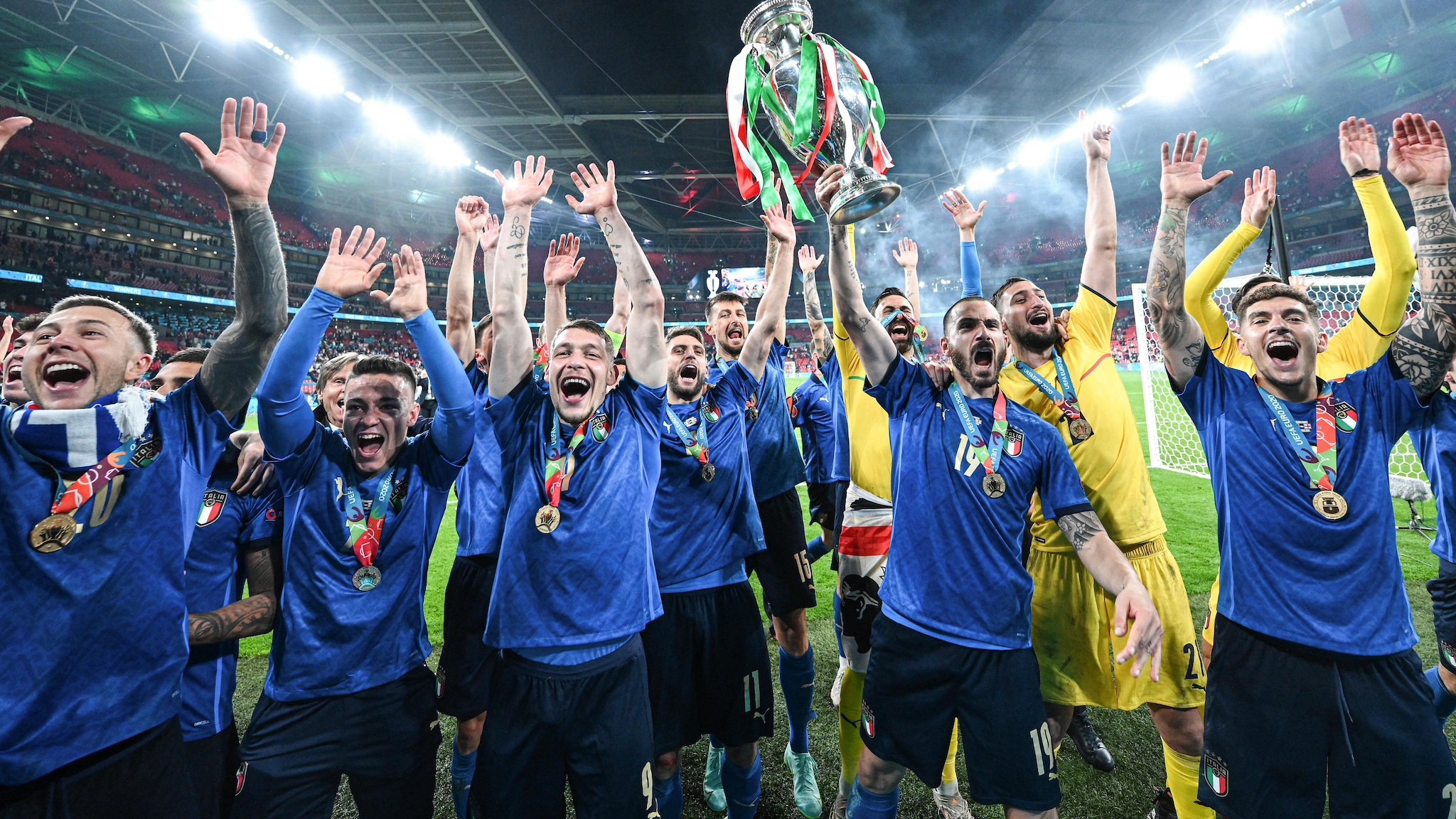 Italy to play Argentina in June 2022
