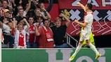 Sorotan: Ajax 2-0 Besiktas