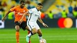 Sorotan: Shakhtar Donetsk 0-0 Inter