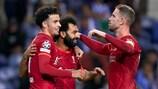 En deux minutes, Porto 1-5 Liverpool