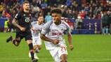 Highlights: Salzburg 2-1 LOSC