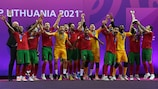 Portugal win Futsal World Cup