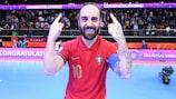 La Portugal de Ricardinho es la nueva campeona del mundo