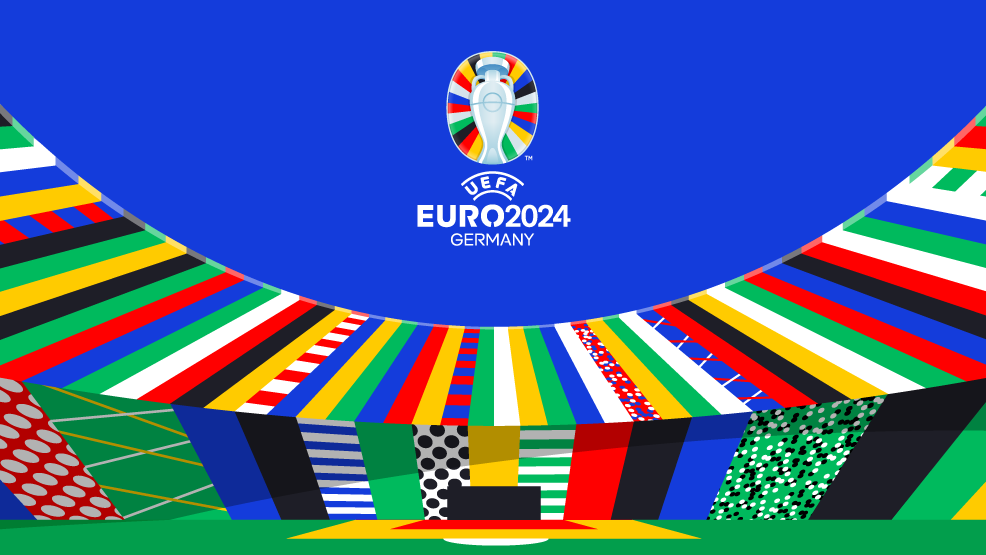 UEFA EURO 2024 logo unveiled in Berlin