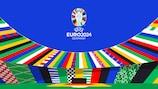 Logo und Branding der EURO 2024 in Berlin vorgestellt