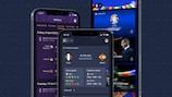 Bienvenido a la aplicación oficial de la UEFA Nations League