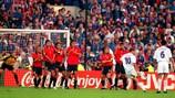EURO 2000 highlights: Spain 1-2 France