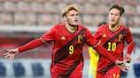 La Belgique a continué son carton plein vendredi en battant le Kazakhstan