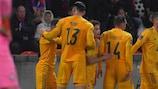 Hoogtepunten: Tsjechië 2-2 Wales