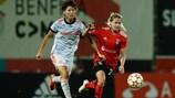 O Benfica deu boa réplica ao Bayern na primeira jornada