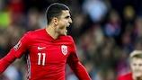 Норвегия - Черногория 2:0