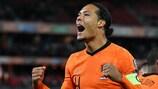 Resumo: Países Baixos 6-0 Gibraltar