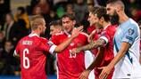Highlights: Slovenia-Russia 1-2