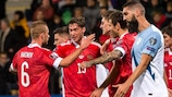 Höhepunkte: Slowenien 1-2 Russland